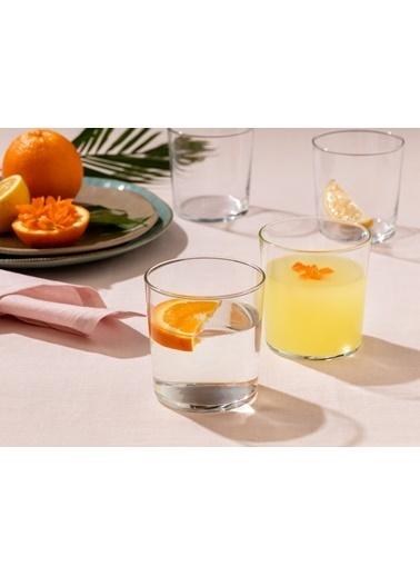 Madame Coco Pierretta 4'lü Su Bardağı Seti Renkli